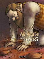 Couverture Simon - Le Voyage des pères, tome 3