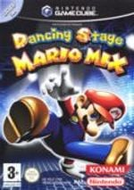 Jaquette Dancing Stage : MARIO MIX