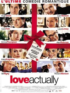 Affiche Love Actually