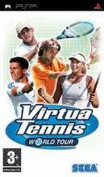 Jaquette Virtua Tennis World Tour