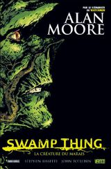 Couverture Racines - Swamp Thing, tome 1