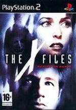 Jaquette X-Files : Resist or Serve