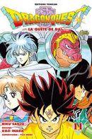 Couverture Dragon Quest : La Quête de Daï