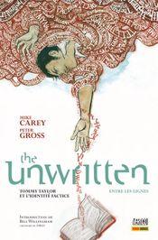 Couverture Tommy Taylor et l'identité factice - The Unwritten : Entre les lignes, tome 1