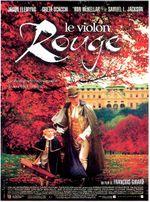 Affiche Le Violon rouge