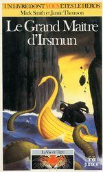 Couverture Le grand maître d'Irsmun