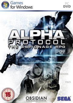 Jaquette Alpha Protocol