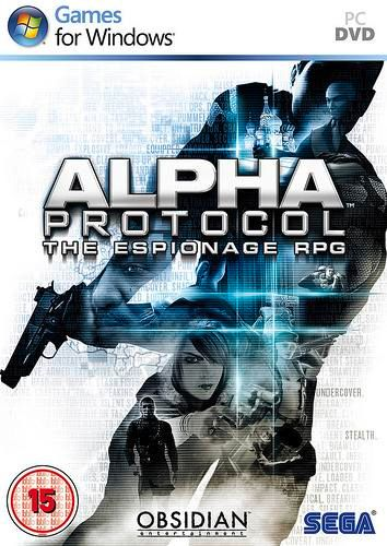 Alpha protocol hentai hardcore image