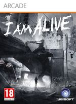 Jaquette I Am Alive