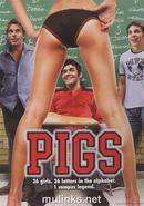 Affiche Pigs
