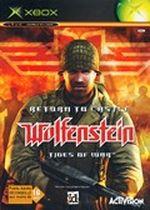 Jaquette Return to Castle Wolfenstein: Tides of War
