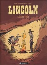 Couverture Indian tonic - Lincoln, tome 2