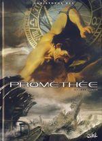 Couverture Atlantis - Prométhée, tome 1