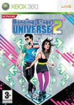 Jaquette Dancing Stage Universe 2