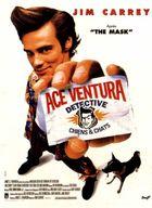 Affiche Ace Ventura, détective chiens et chats