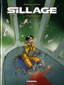 Couverture Infiltrations - Sillage, tome 9