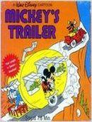 Affiche La Remorque de Mickey