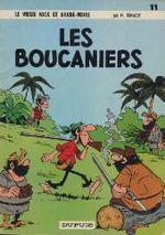 Couverture Les Boucaniers - Le Vieux Nick et Barbe-Noire, tome 11