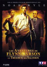 Affiche Les Aventures de Flynn Carson : Le Trésor du roi Salomon
