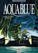 Couverture Projet Atalanta - Aquablue, tome 5