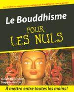 Couverture Le Bouddhisme pour les Nuls