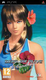 Jaquette Dead or Alive  :Paradise