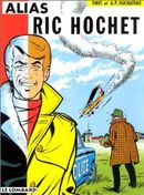 Couverture Alias Ric Hochet - Ric Hochet, tome 9