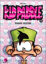 Couverture Panik Room - Kid Paddle, tome 12