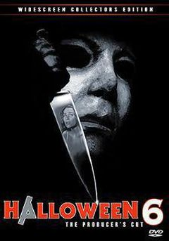 Affiche Halloween 6 : The Producer's Cut