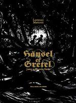 Couverture Hänsel et Gretel