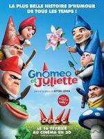 Affiche Gnomeo et Juliette