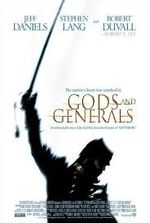 Affiche Gods and Generals