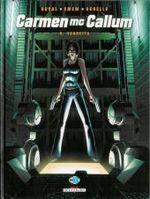 Couverture Vendetta - Carmen Mc Callum, tome 9