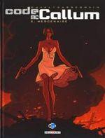 Couverture Mercenaire - Code Mc Callum, tome 5
