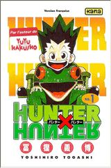 Couverture Hunter X Hunter
