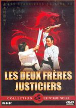 Affiche Les Deux Frères Justiciers