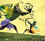 Couverture Ramayana – La Divine Ruse