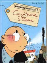 Couverture Capitaine Steene - Théodore Poussin, tome1