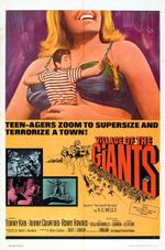 Affiche Village of the giants