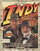 Jaquette Indiana Jones and The Last Crusade : The Graphic Adventure