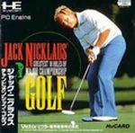 Jaquette Jack Nicklaus : Turbo Golf