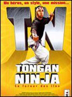 Affiche Tongan ninja, la fureur des îles