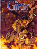 Couverture Les feux de Sibérie - Gipsy, tome 2