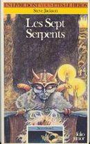Couverture Les Sept Serpents - Sorcellerie, tome 3