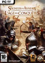 Jaquette Le Seigneur des anneaux : L'Âge des conquêtes