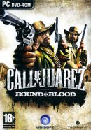 Jaquette Call of Juarez : Bound in Blood