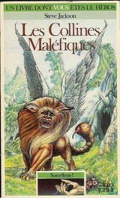 Couverture Les Collines Maléfiques - Sorcellerie, tome 1