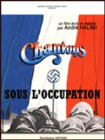 Affiche Chantons sous l'Occupation