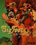 Couverture Holly Dolly - Big foot, tome 2