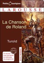 Couverture La Chanson de Roland